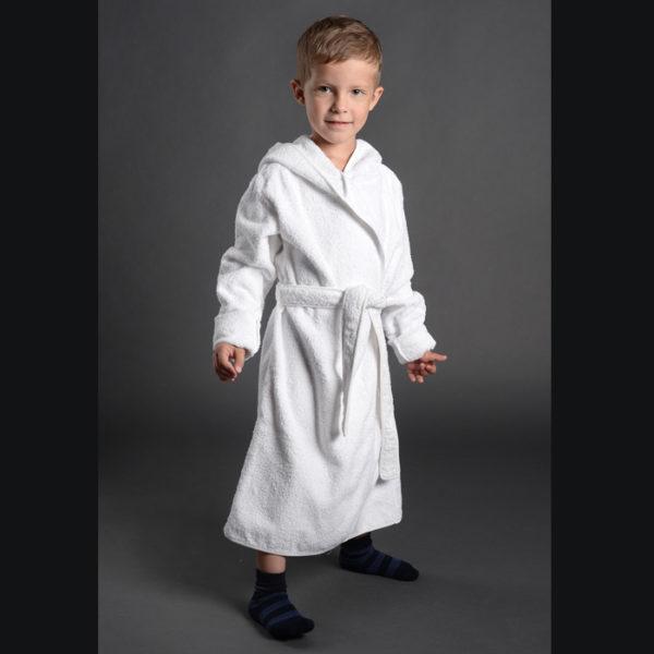 Махровый детский халат 700-1